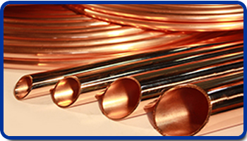 Copper Nickel Cu-Ni Seamless Pipes & Tubes